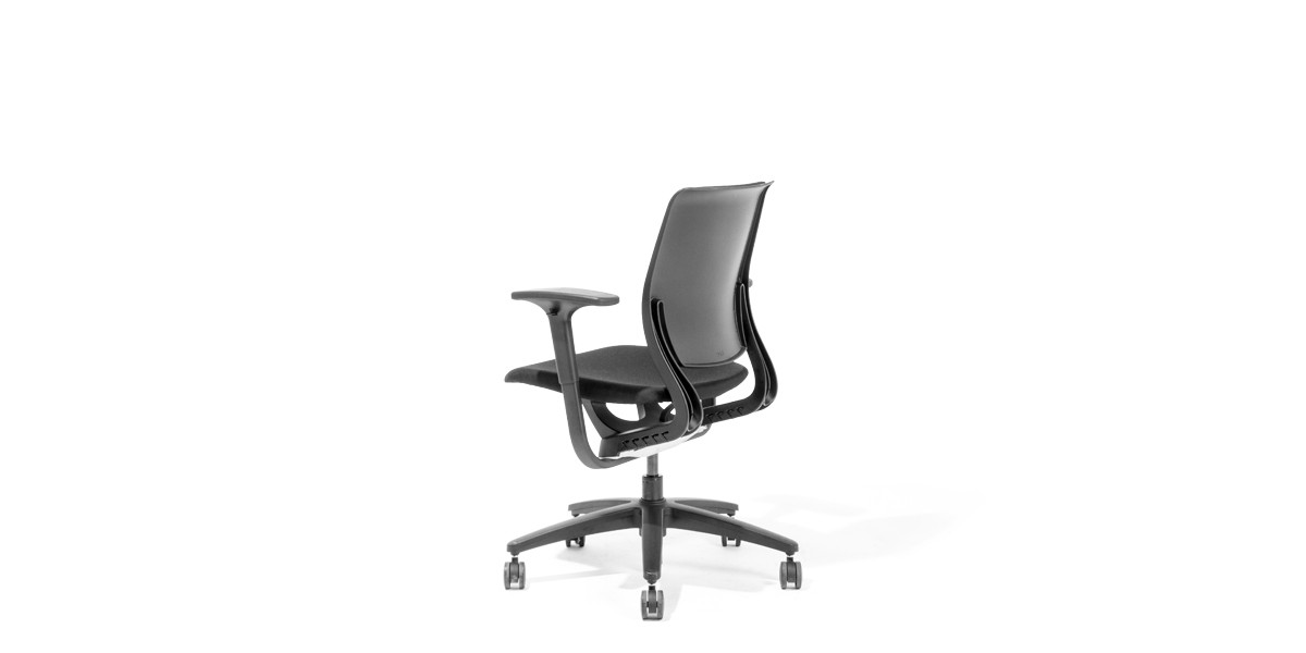 Platinum Swivel Task Chair CHR013571