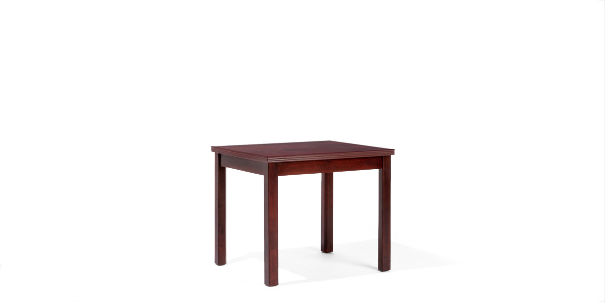 20″w x 24″d Mahogany Side Table TBL010252