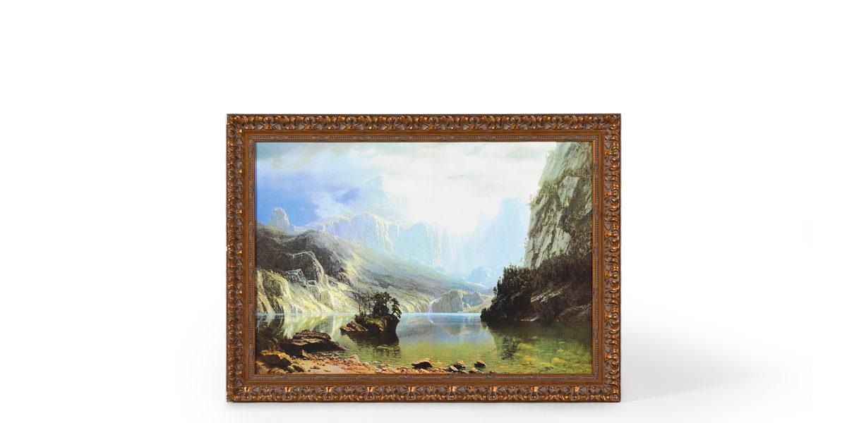 "35""w x 26""h Landscape Art ART011451"