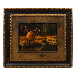 "21""w x 19""h Animal Art ART012778"