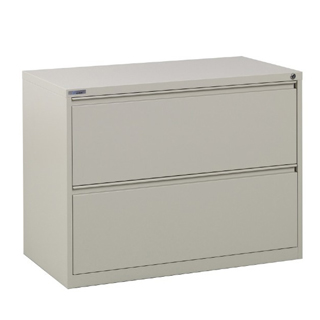 "36""w x 20""d Putty Lateral File FIL011691"