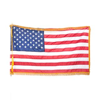 "60""w x 36""h American Flag FLG013899"