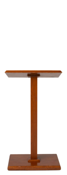 "24""w x 44""h Medium Cherry Lectern LEC013864"