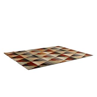 8' x 11' Triangular Patterned Rug MIS014174