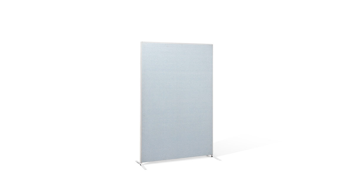 "48""w x 72""h Light Grey Panel PAN012075"