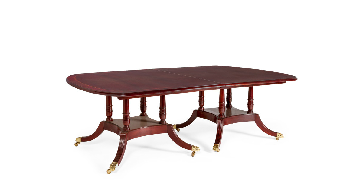 "96""w - 192""w x 60""d Dark Cherry Conference Table TBL011192"