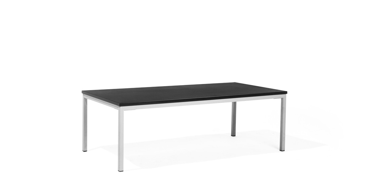 48w x 24d black laminate coffee table tbl013689 for 24 x 24 coffee table
