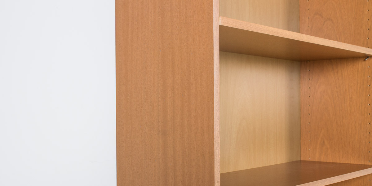 "36"" x 84"" Natural Oak Bookcase by Hon BOOK112"