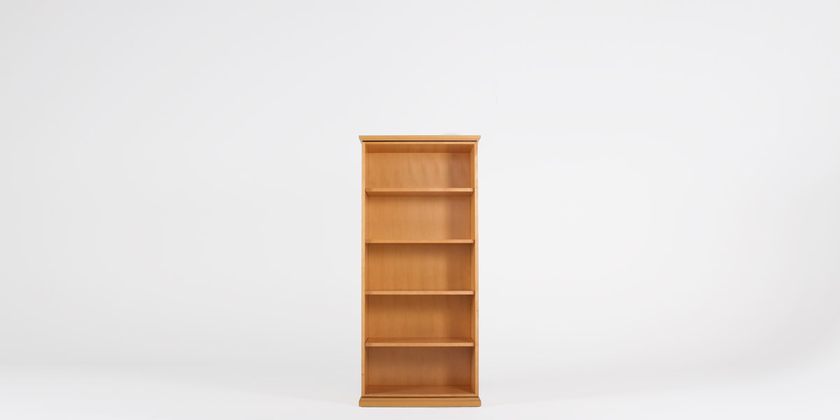 "36"" x 79"" Maple Bookcase by Office Star BOOK113"