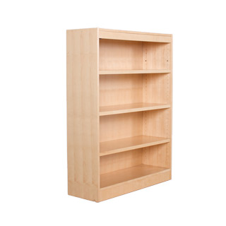 "36"" x 48"" Maple Bookcase by Carmel BOOK115"