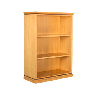 36″ x 49″ Maple Bookcase by Office Star BOOK114