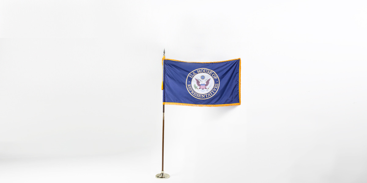 "60""w x 36""h US House of Representative's Flag FLG013909"