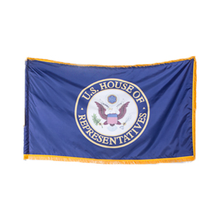 "60""w x 36""h US House of Representative's Flag FLG013909"