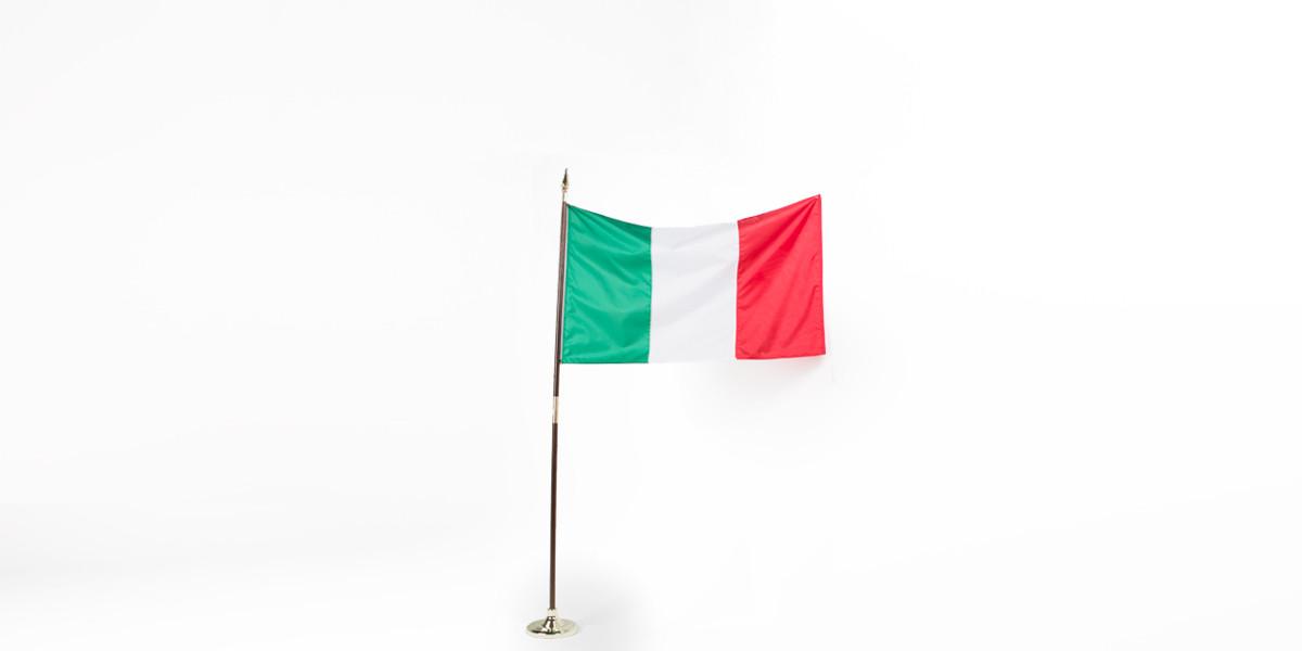 "60""w x 36""h Italian Flag FLG013911"