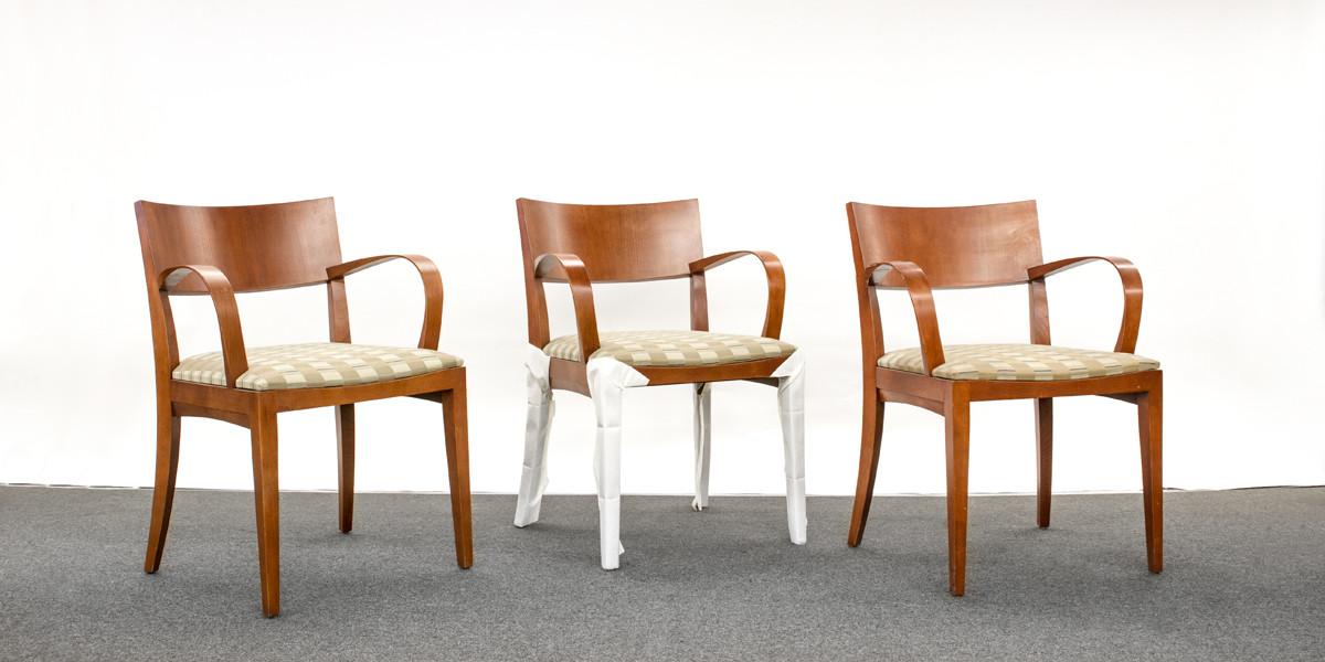 Knoll Crinion Side Chair (qty:3) GUEST124