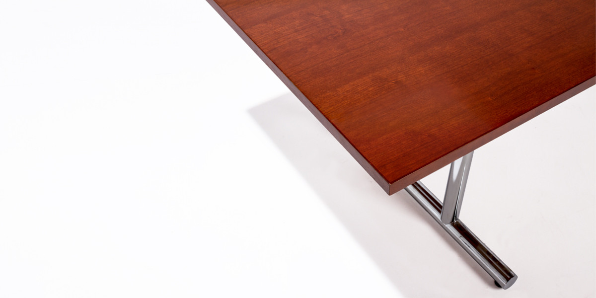 """72""""w x 36""""d Medium Cherry Conference Table TBL012994"""