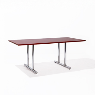 "72""w x 36""d Medium Cherry Conference Table TBL012994"