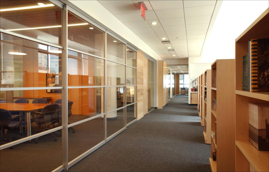 PK-30 Office Front Wall Systems