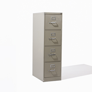 "15""w x 25""d Putty Vertical File FIL012572"