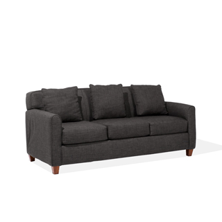 "78""w x 36""d Dark Grey Sofa SOF011609"