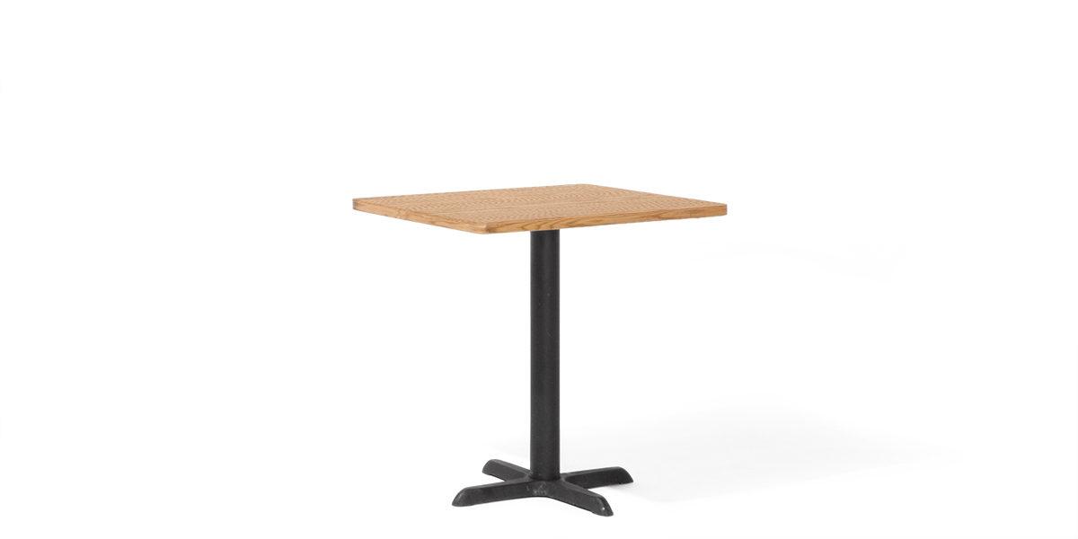 "30""w x 24""d Light Oak Café Table Top TBL005328"