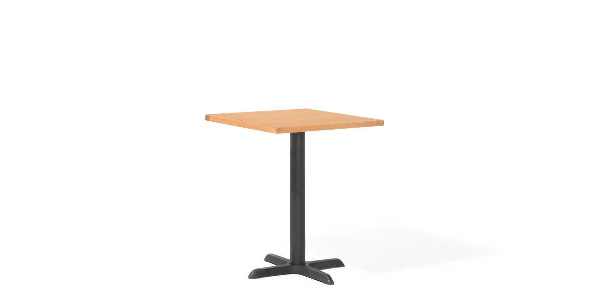 "24""w x 24""d Natural Café Table Top TBL008282"