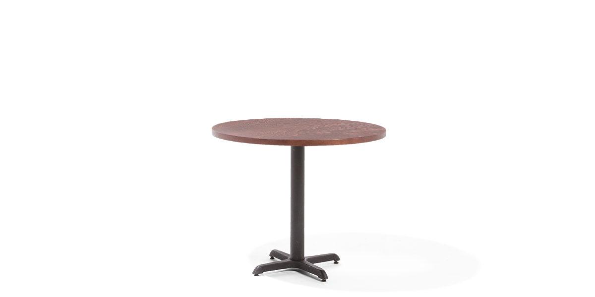 "36""dia Walnut Veneer Round Table Top TBL009414"