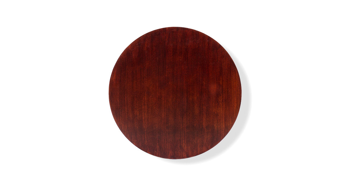 "30""dia Walnut Veneer Round Table Top TBL011686"