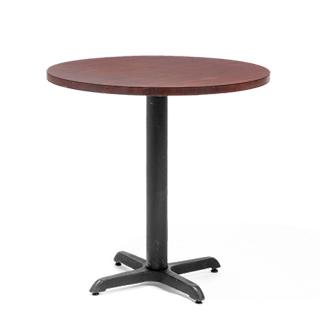 "30""dia Walnut Veneer Round Table Top TBL011686"