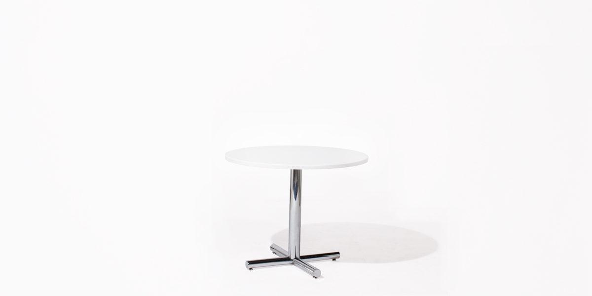"""36""""dia White Laminate Round Table Top TBL013977"""
