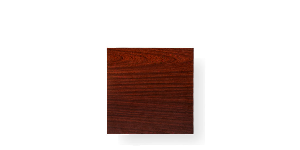 "24""w x 24""d Chestnut End Table TBL013982"