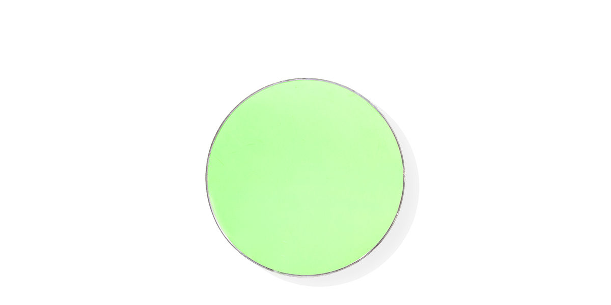 "24""dia Green Laminate Round Table Top TBR008596"