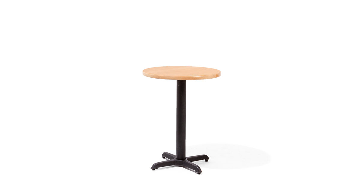 "24""dia Natural Round Table Top TBR010698"