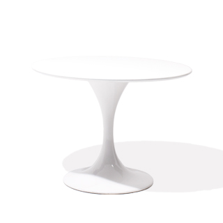 "40""dia White Round Table TBR013207"