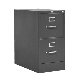 Hon 2 Drawer Letter Vertical File FILE106