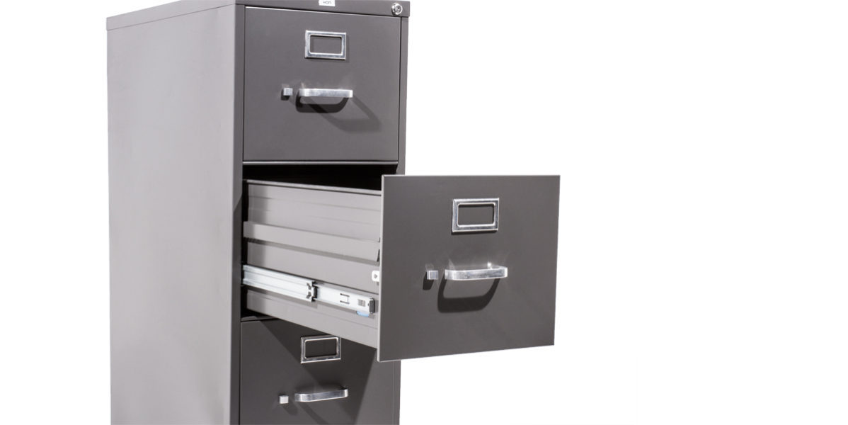 Hon 5 Drawer Letter Vertical File (qty:9) FILE113