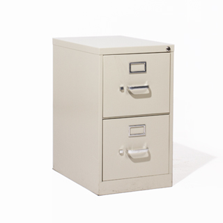 "15""w 22""d Putty Vertical File FIL012929"