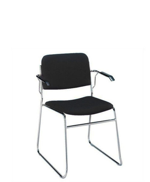 Sled Base Stack Chair (qty:28) STACK100