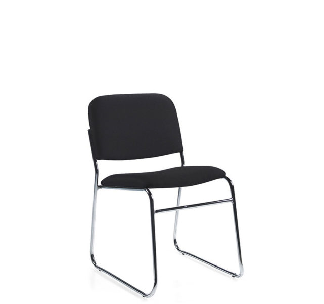 Sled Base Stack Chair (qty:26) STACK101