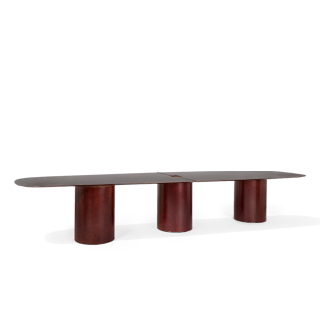 "172""w x 50""d Dark Mahogany Conference Table TBL010106"