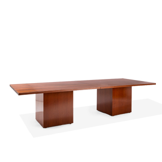 "120""w x 48""d Medium Cherry Conference Table TBL012346"