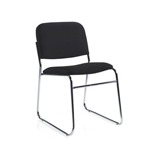Black Stack Chair CHR000130