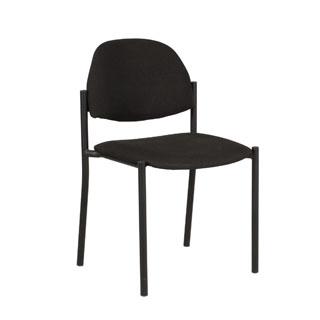 Black Stack Chair CHR000255