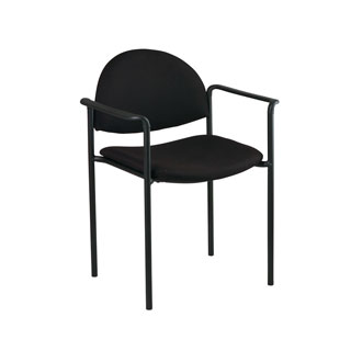 Black Stack Chair CHR002557
