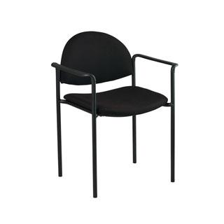 Black Stack Chair CHR002557