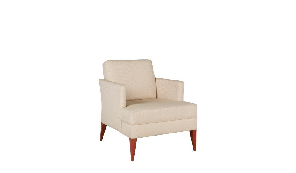 Beige Fabric Club Chair Chr009816 Arenson Office Furnishings