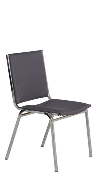 Charcoal Grey Stack Chair CHR010787