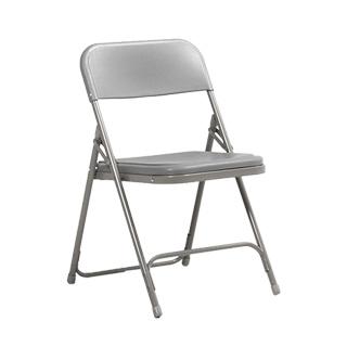 Grey Metal Folding Chair CHR013373