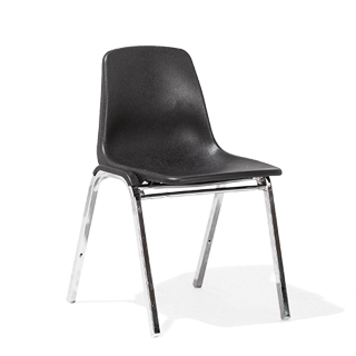 Black Stack Chair CHR013558