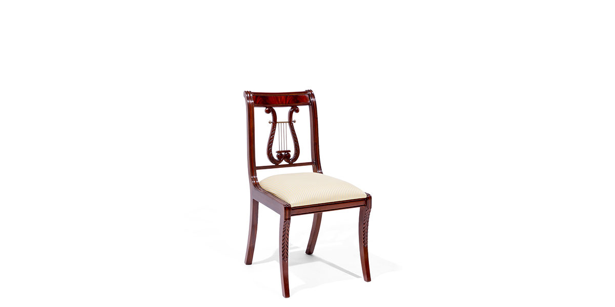 Mahogany Dining Chair CHR014081